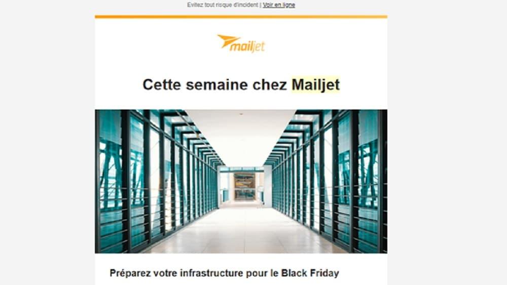 Mailjet - Conserver votre planning éditorial habituel