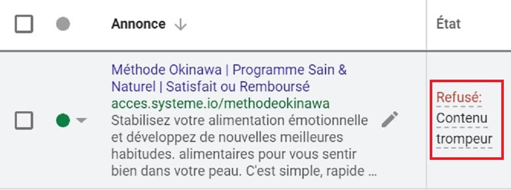 Peut-on contourner les interdictions de Google ?