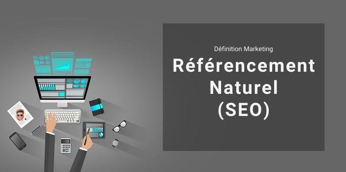 Définition Marketing : Référencement Naturel (SEO)