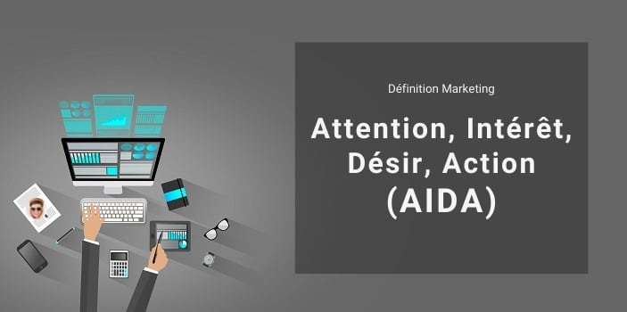 AIDA - Attention, Intérêt, Désir, Action