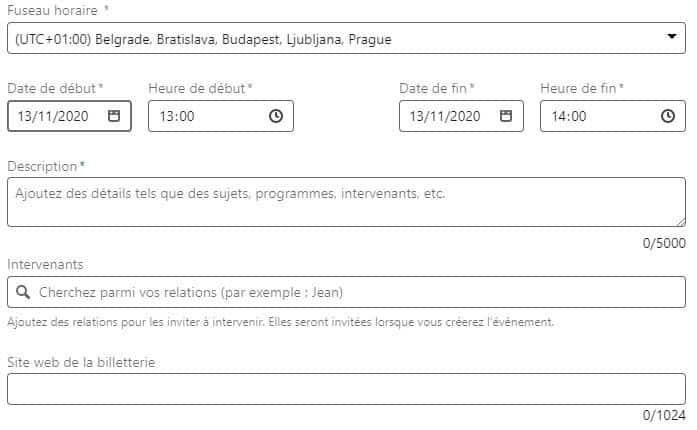 Linkedin Events - Date, heure et fuseau horaire, Description, Intervenants, Site Web de la billetterie