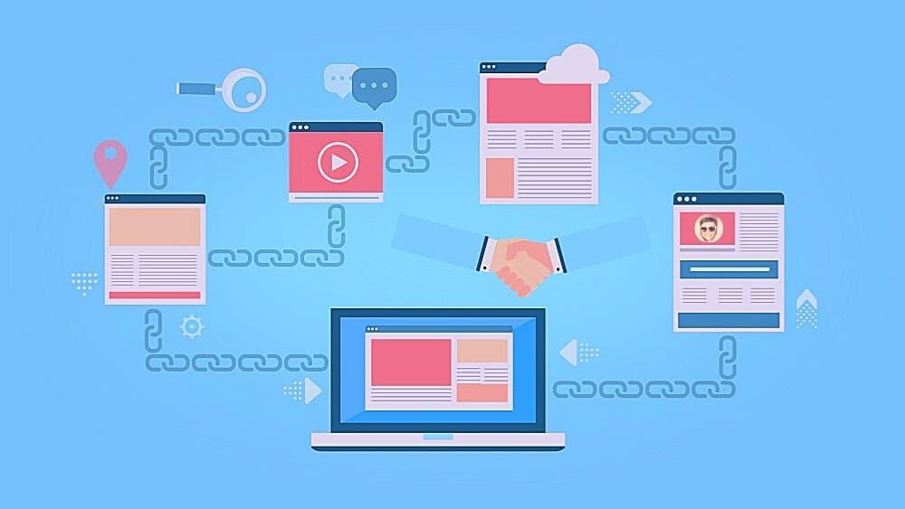 Les backlinks : des liens retours de qualité pour renforcer votre autorité