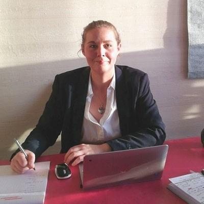 Mélanie COUILLARD – Incitez vos prospects à vous contacter